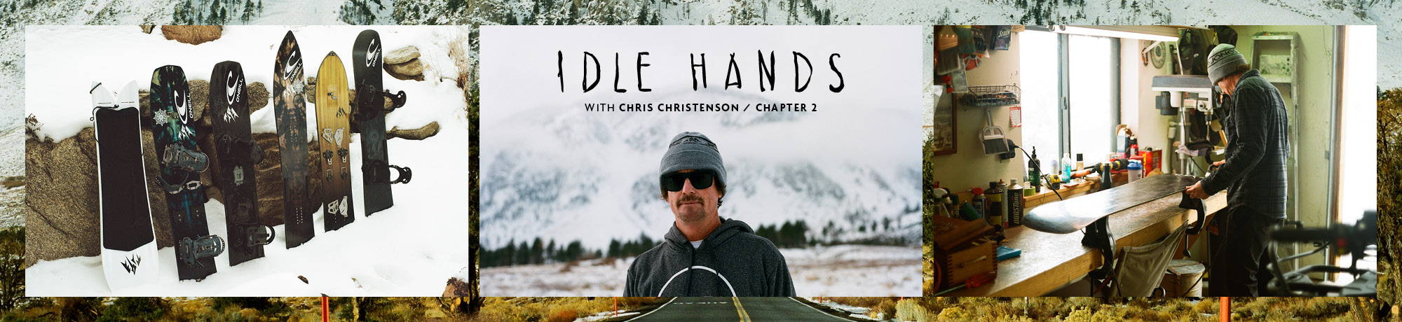 Idle Hands with Chris Christenson - Chapter 2