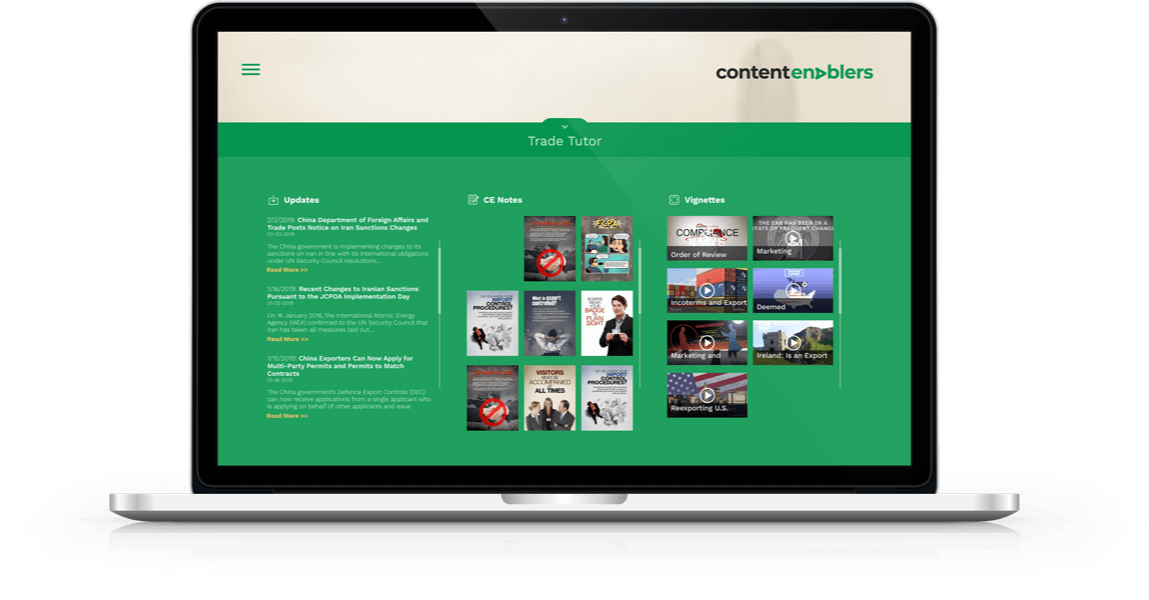 Image of Content Enablers continuous learning elements