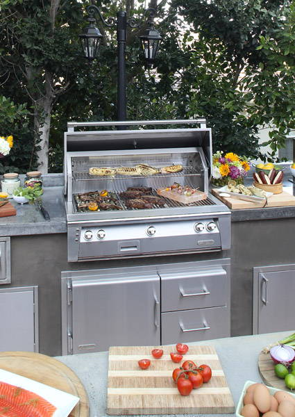 Receive up to $1000 cash back on your Alfresco Grills order