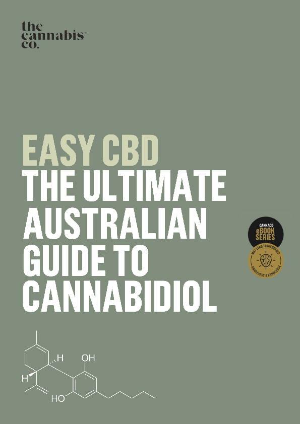 The Ultimate Australian Guide to Cannabidiol