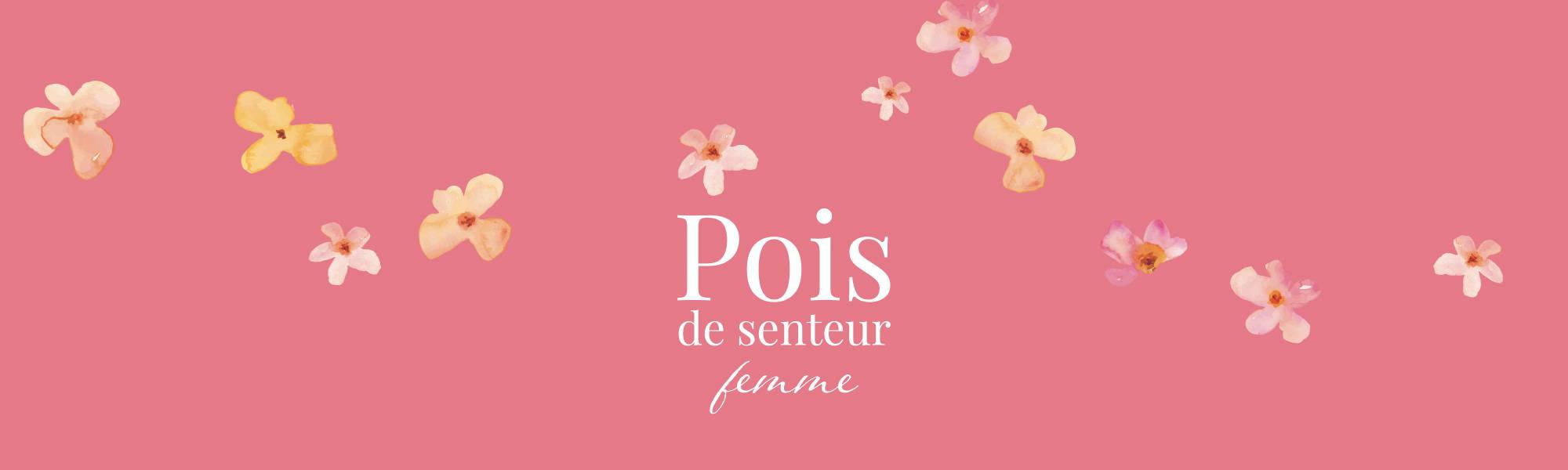 Image de la gamme Pois de senteur Femme de la collection Femme Dans un Jardin