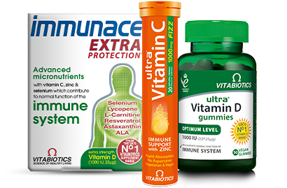 Immune Support Supplements Page