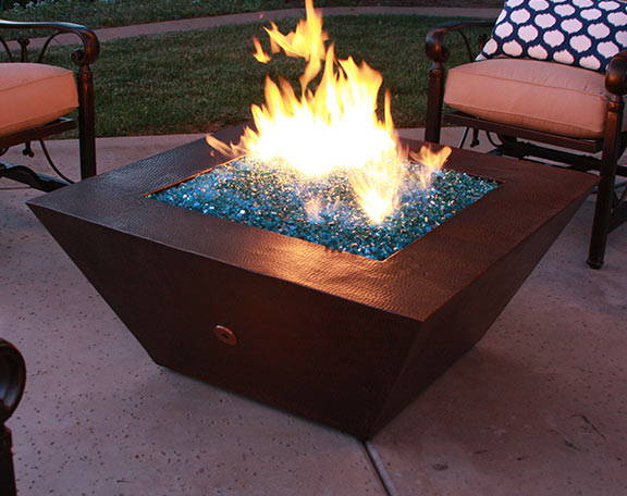Copper Fire Pit Sale