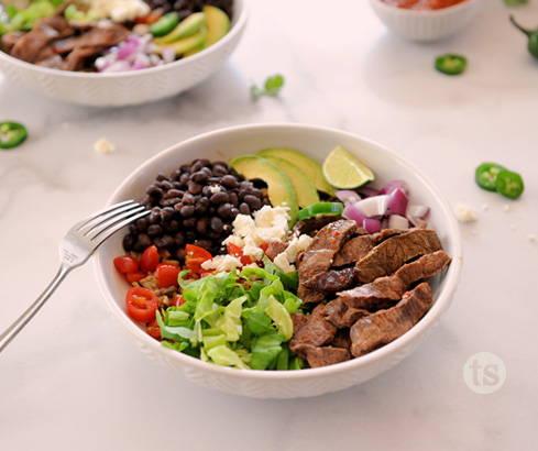Cha Cha Burrito Bowls