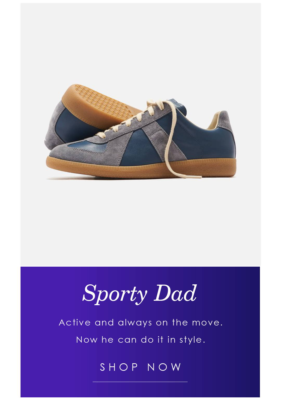 Sporty Dad