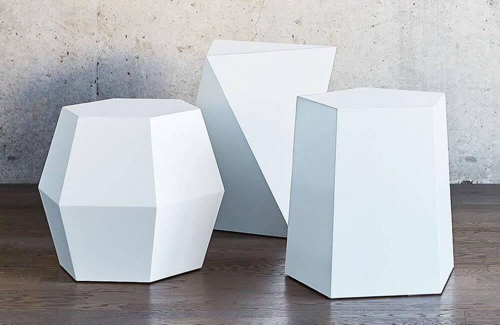 Geometric Furniture & Decor - HormoneSpecialist