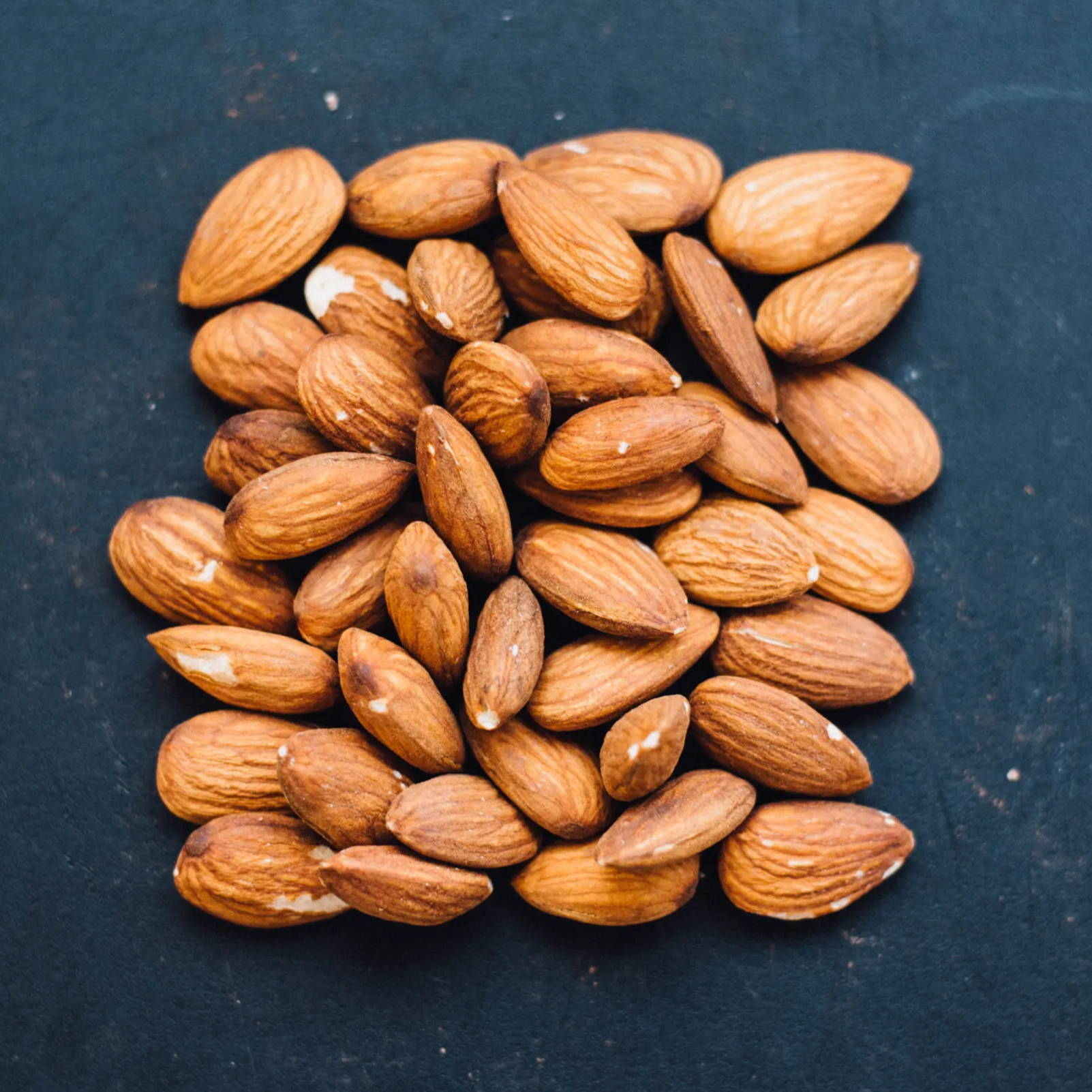 Almonds excellent source of protein