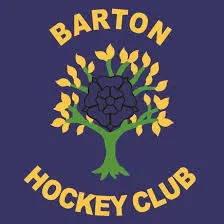 Barton Hockey Club Logo Remedy Physiotherapy Partner