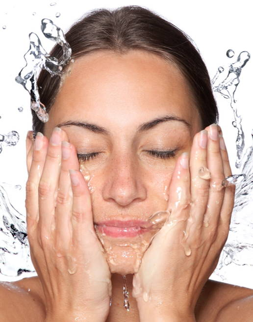 masque faciaux splash