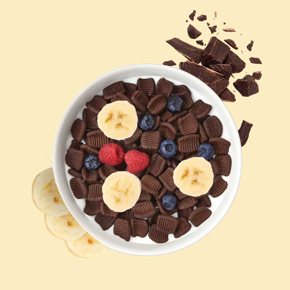 Chocolate Banana Keto Cereal