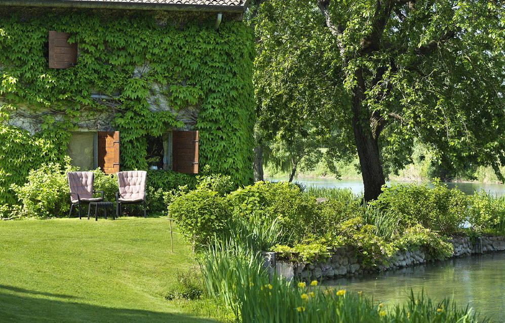Beautiful Italian Designed Garden Furniture