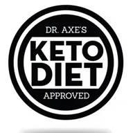 Dr. Axe Keto Diet Approved logo
