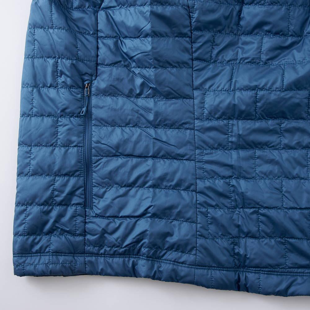 patagonia(パタゴニア)/ナノパフジャケット/ブルー/MENS