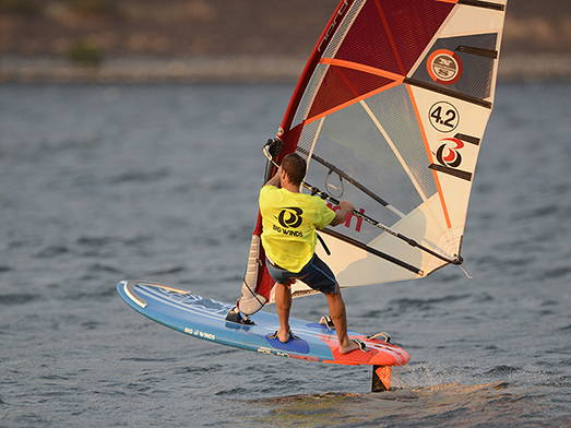 Windsurfing Lessons In Hood River OR – Big Winds