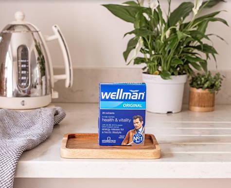 Wellman Original Pack