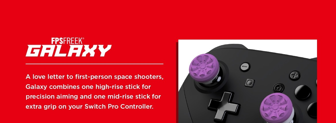 Accessories for Nintendo Switch Joy-Con & Pro Controller