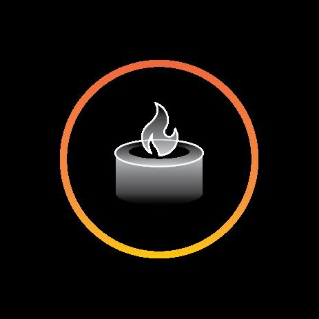 Fire Glass Lifetime Warranty