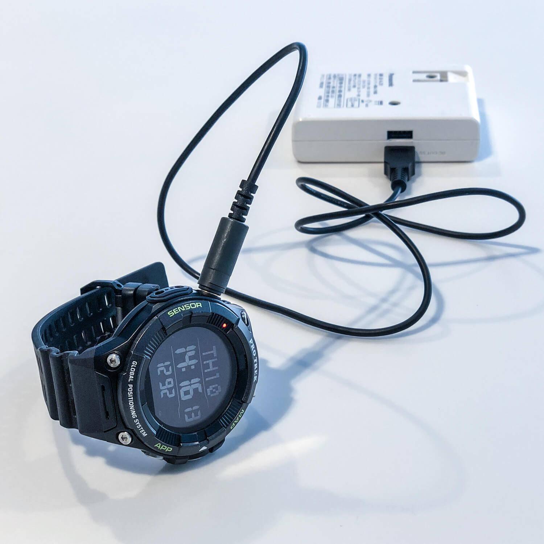 心拍数も見えるようになった山道具PRO TREK Smart WSD-F21HR