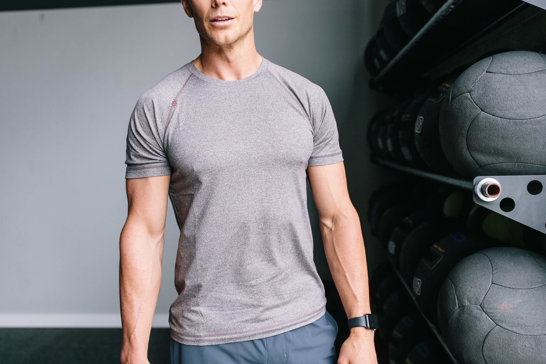 Rhone Men's Workout Shirts