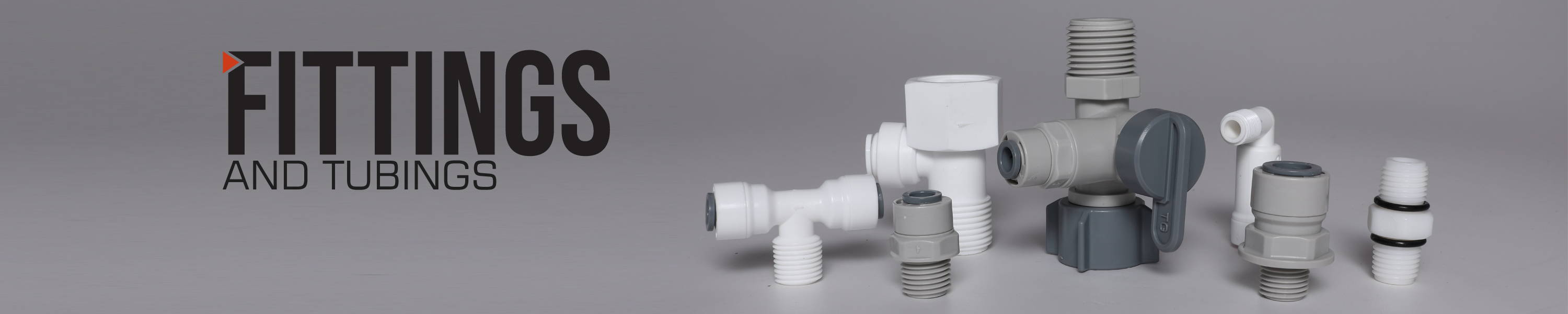 RO filters tubings and fittings