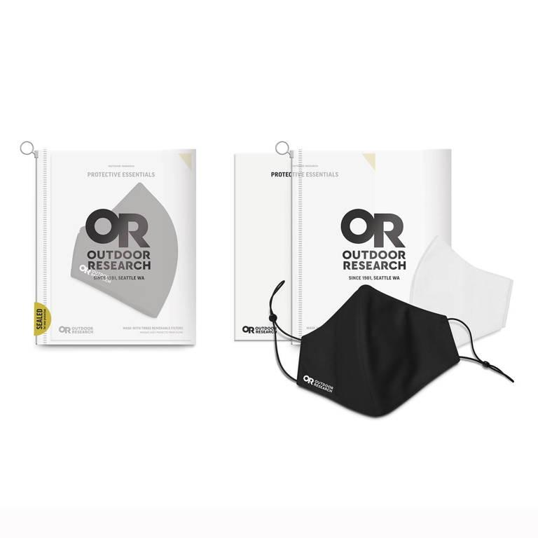 OUTDOOR RESEARCH(アウトドアリサーチ)/エッセンシャルフェイスマスクキット/ブラック/UNISEX