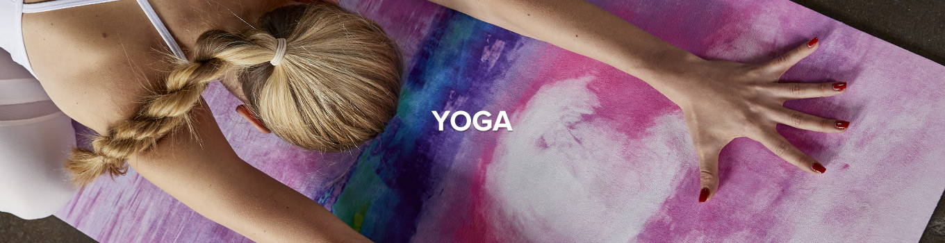 Yoga mats, props and accessories