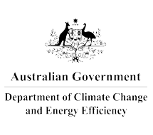 Australian Government Department of Climate Change and Energy Efficiency