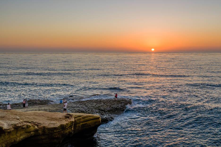 Sunset Cliffs / Best Views in San Diego