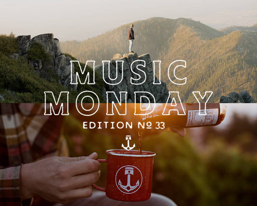Iron & Resin's Spotify Playlist - Music Monday: Edition No. 33 - New Month, New Tunes