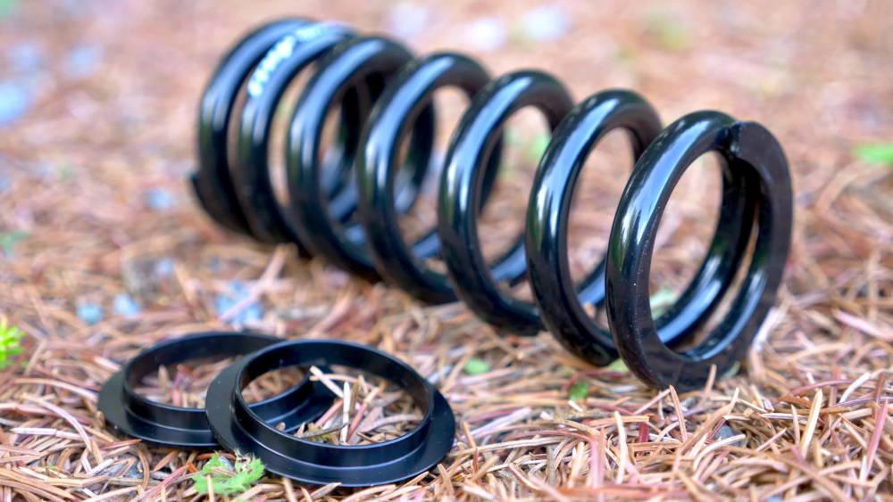MRP progressive coil spring spacer adapter kit