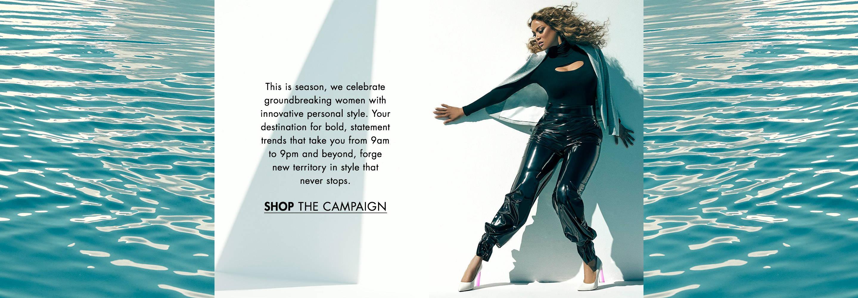 Shop the Campaign