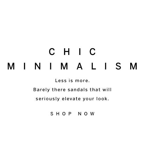 Chic Minimalism