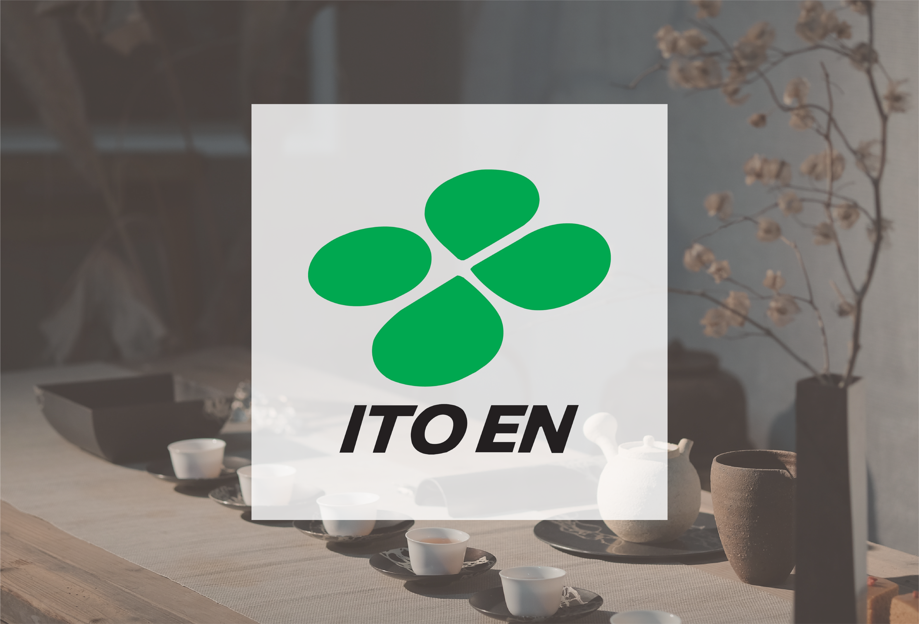 Ito En at Singapore Tea Festival 2018