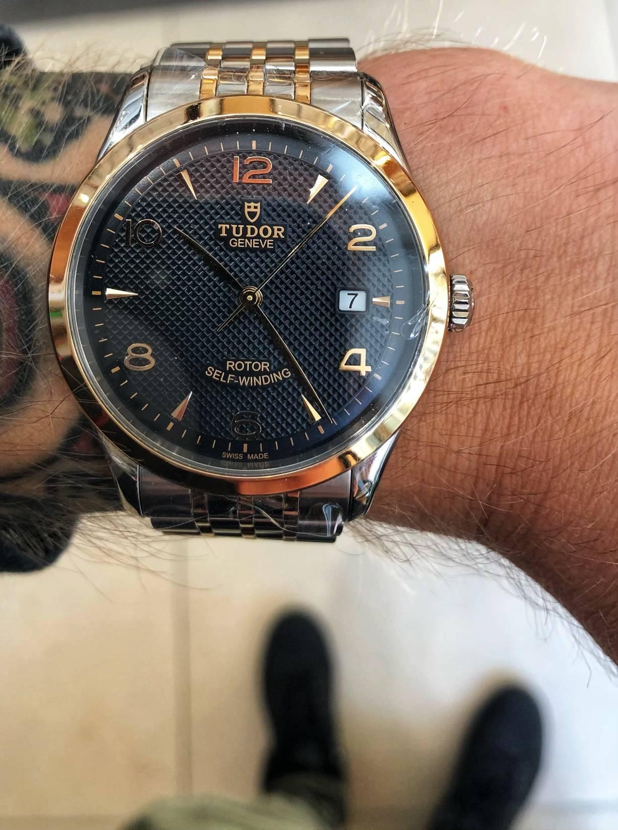 Tudor timepiece