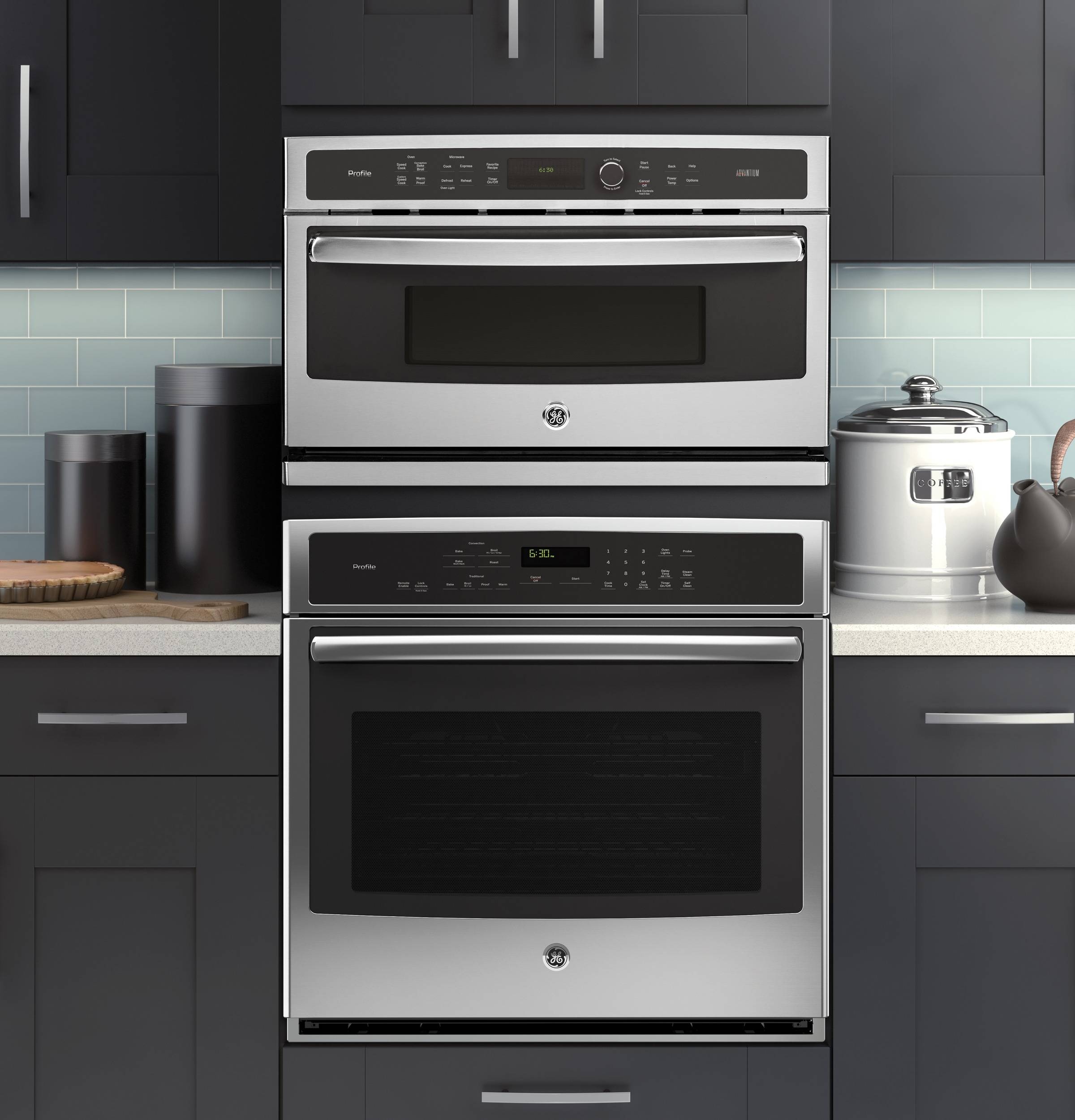 Advantium Oven Combinations