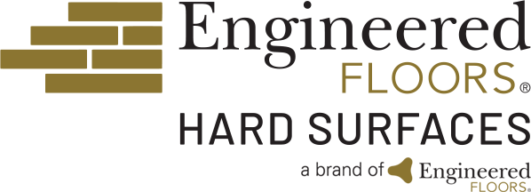 Engineered Floors hard Surface Logo