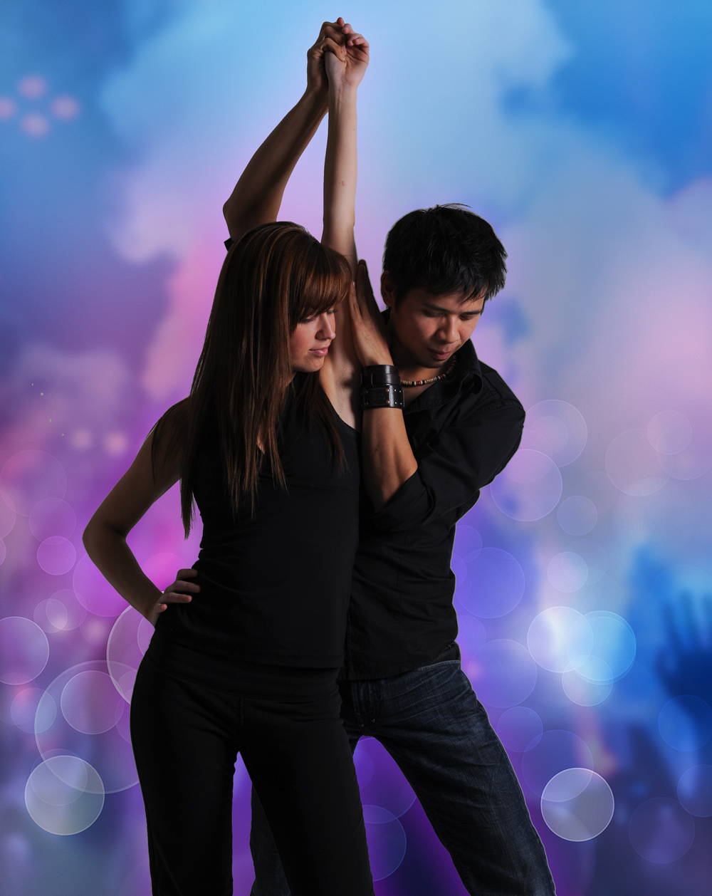 Club Dance For Women Instructors - Man and Woman