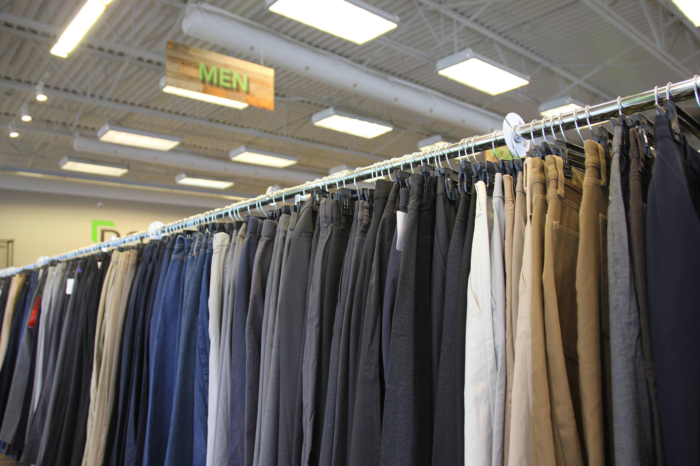 Men's Pants, Men's Clothing, Outlet Store