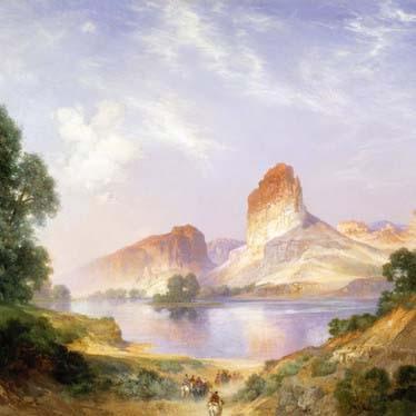 Thomas Moran Art