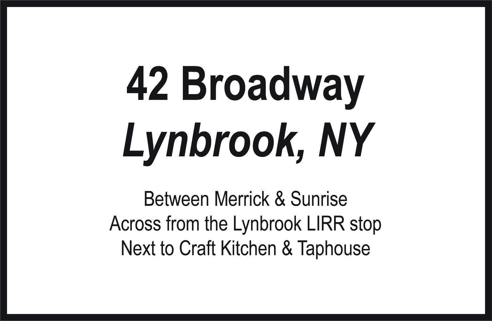 42 Broadway, Lynbrook NY