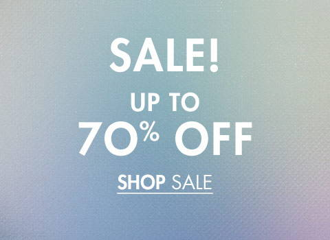 Sale Up to 70%