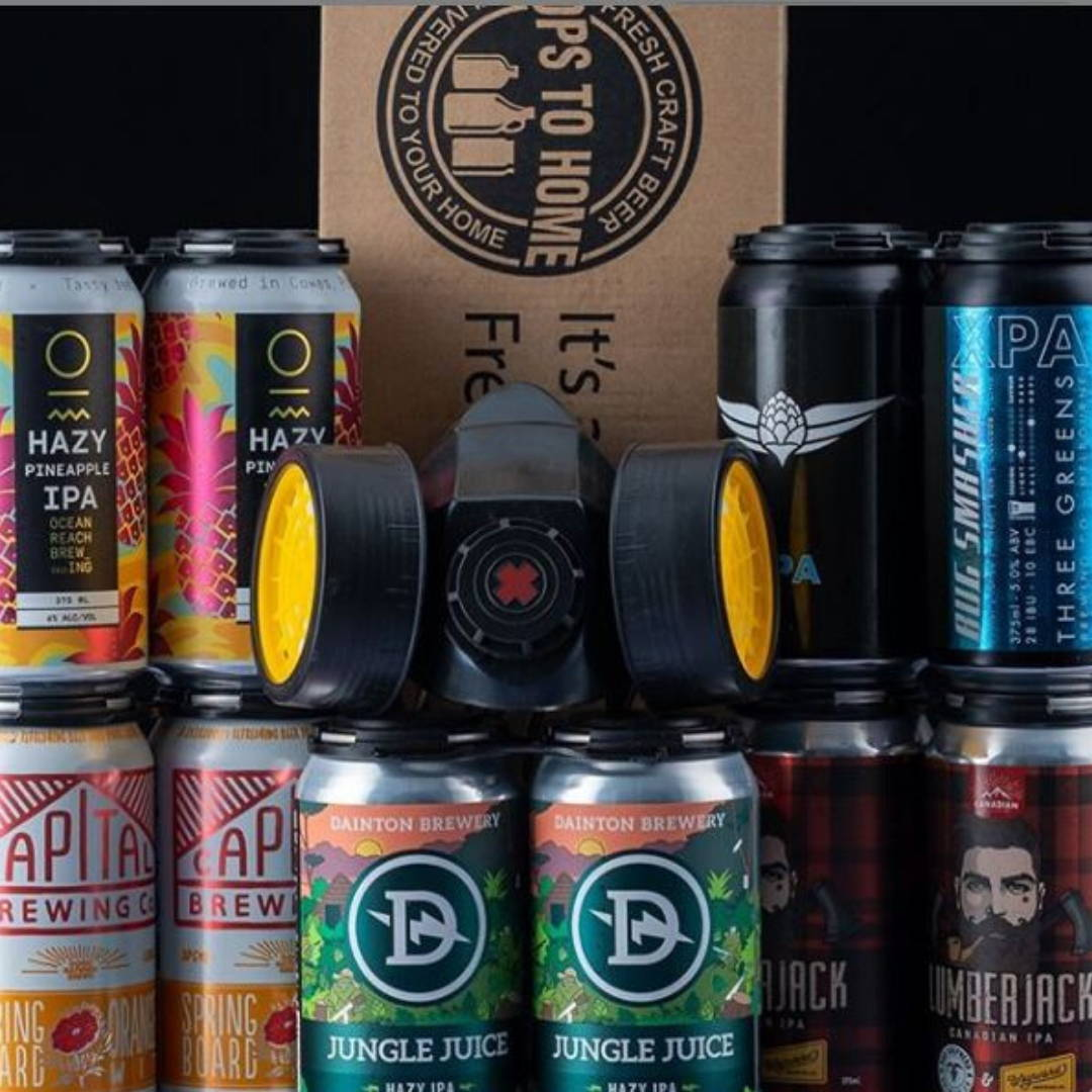 Hops to Home - The Fresh Craft Beer Club  - March Pack  2020