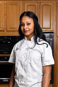 Chef Ashley Cunningham
