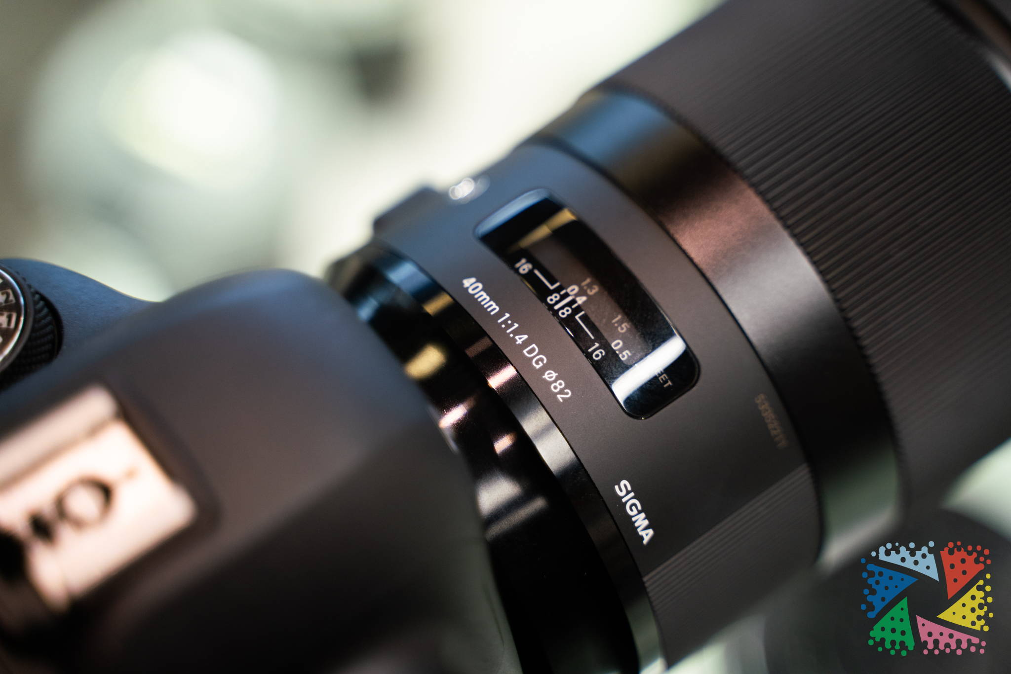 First Look: Sigma 40mm f/1 4 DG Art - Precision Camera and Video