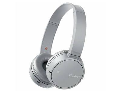 SONY Audífonos de Diadema Inalámbricos NFC con Micrófono MDR-ZX220BT