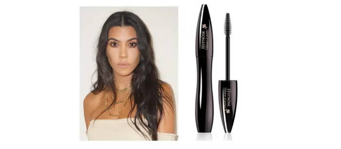 Kourtney Kardashian Mascara