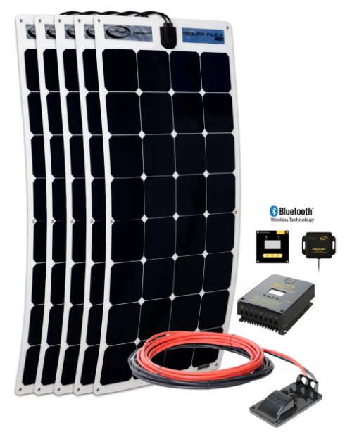 500 watt solar panel kit
