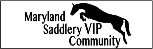 MD Saddlery VIP Community