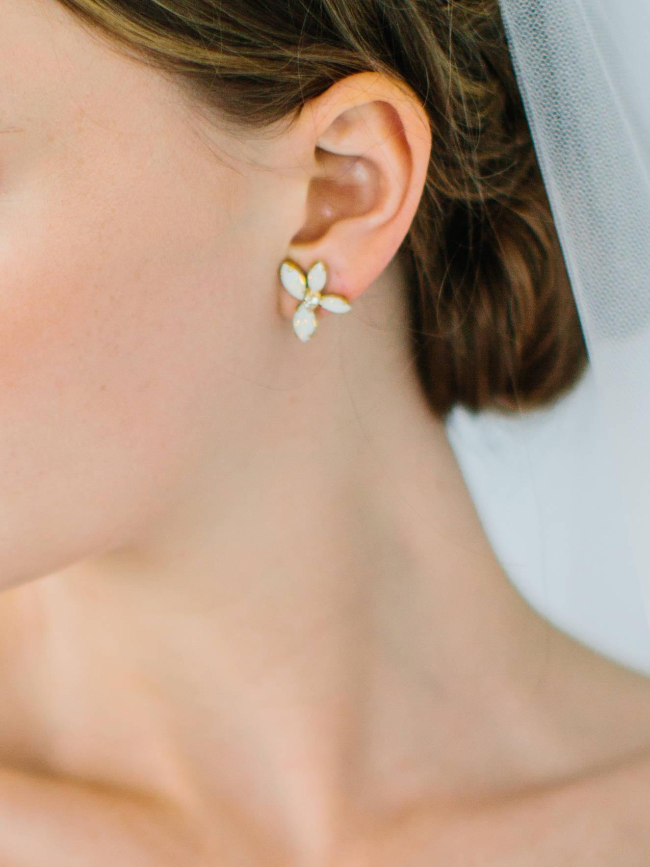 Ampersand Bridal Mykonos Earring