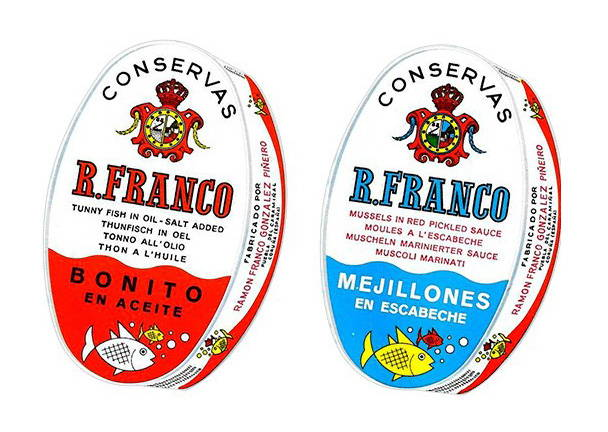 Cans of Conservas